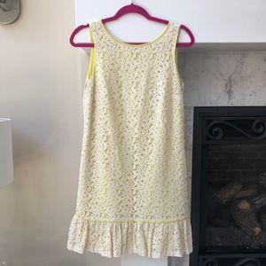 Ann Taylor Loft Summer Lace Dress